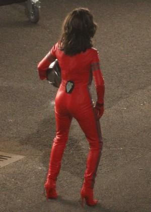 Penelope Cruz in Red L...
