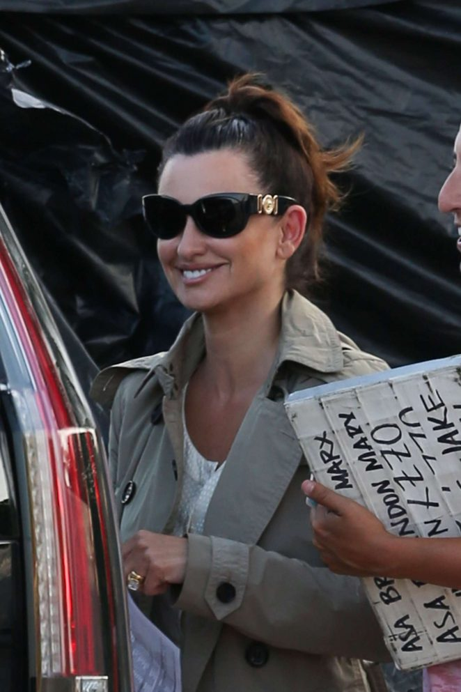 Penelope Cruz on 'Versace: American Crime Story' set in Miami