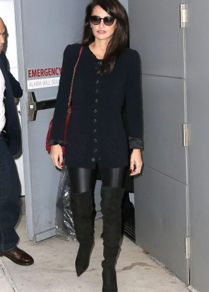 Penelope Cruz - Out in New York