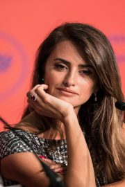 Penelope Cruz - 'Pain and Glory' Press Conference at 2019 Cannes Film Festival