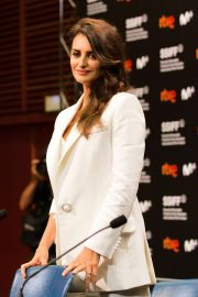 Penelope Cruz - Press Conference for Wasp Network Film at San Sebastian Film Festival