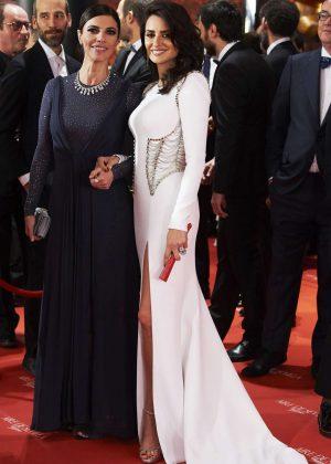 Penelope Cruz - Red Carpet at Goya Cinema Awards 2018 at Madrid Marriott Auditorium
