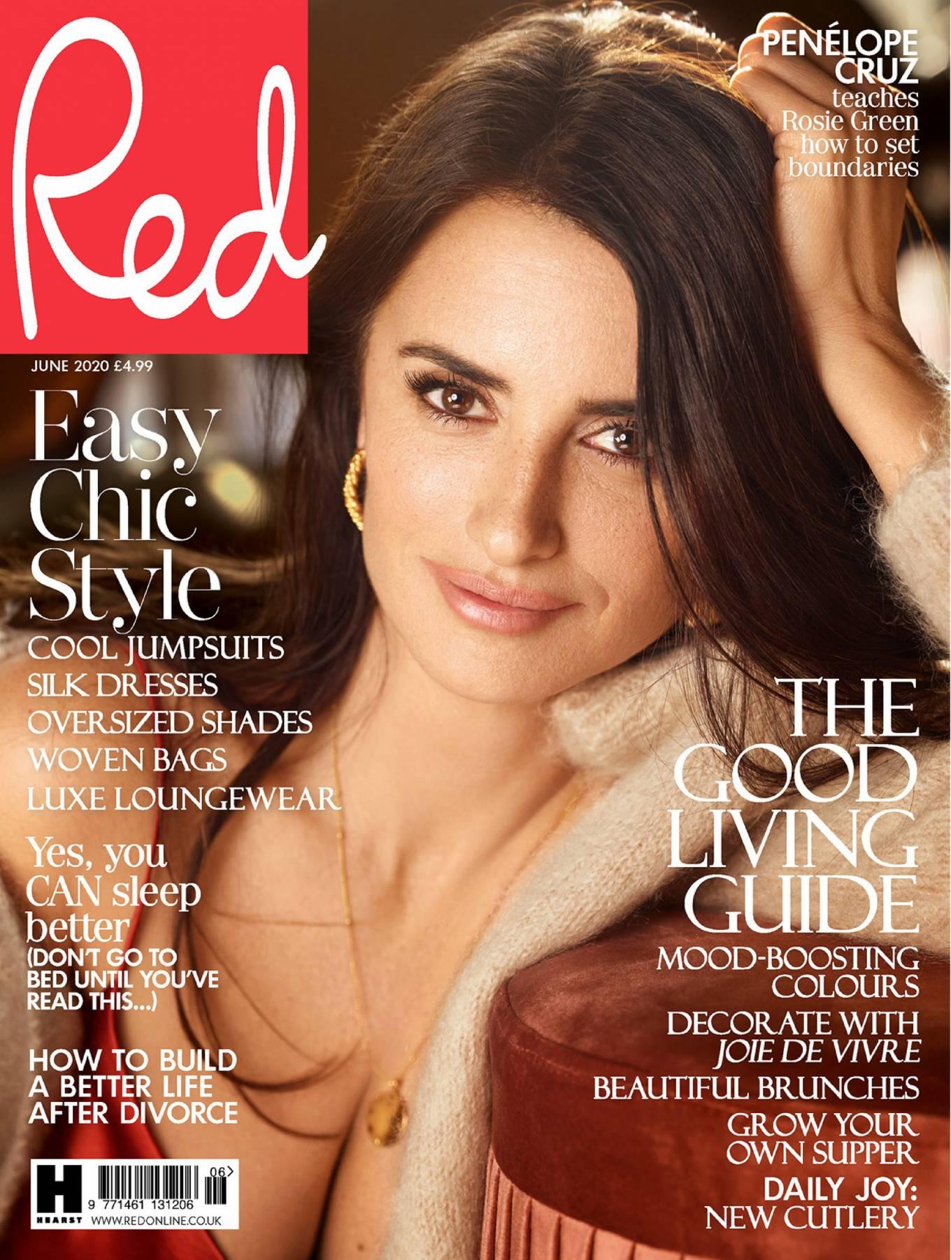 Penelope Cruz 2020 : Penelope Cruz – Red UK Magazine 2020-07