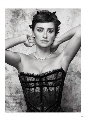 Penelope Cruz - Vogue Spain Magazine (September 2015)