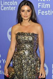 Penelope Cruz - 'Wasp' Premiere - 57th New York Film Festival