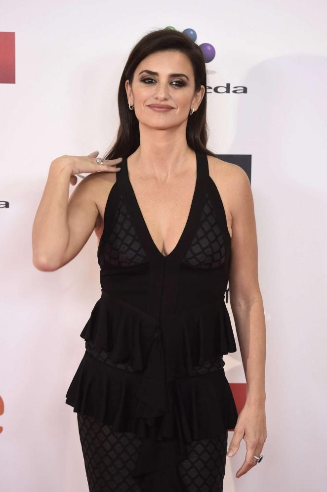 Penelope Cruz - XXI Jose Maria Forque Awards in Madrid