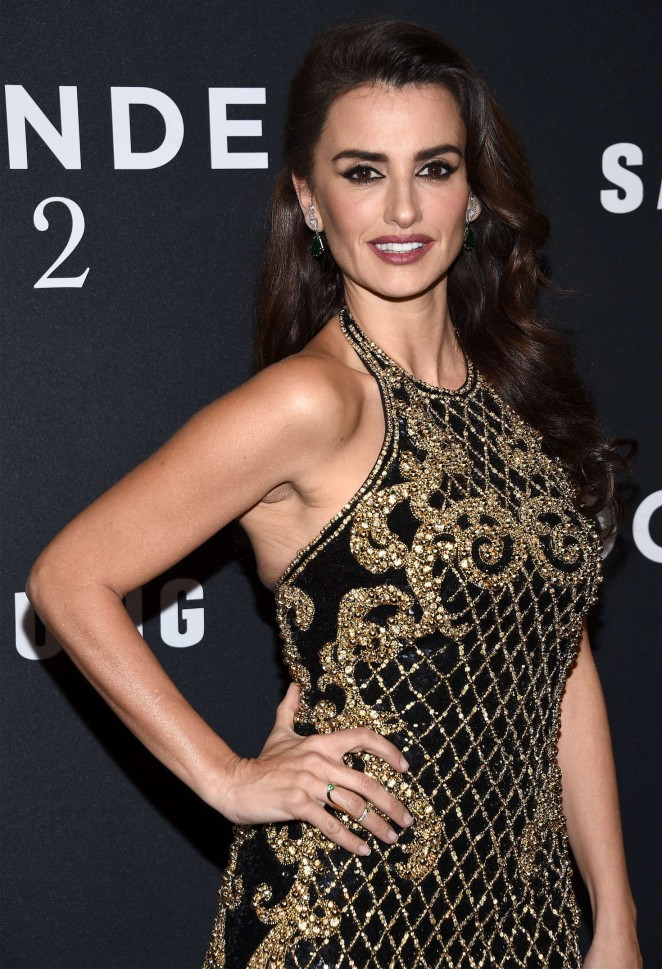 Penelope Cruz - 'Zoolander 2' Premiere in New York