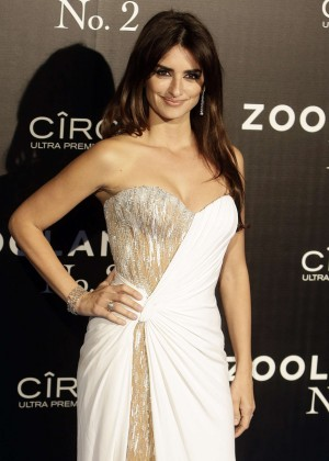 Penelope Cruz – 'Zoolander No. 2' Screening in Madrid
