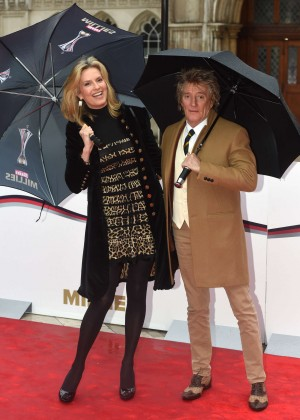 Penny Lancaster - A Night of Heroes: The Sun Military Awards 2016 in London
