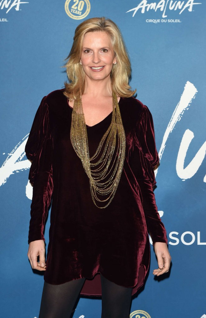 Penny Lancaster - 'Cirque du Soleil: Amaluna' Press Night in London