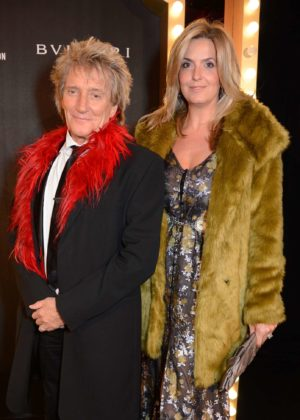 Penny Lancaster - CLUB LOVE in benefit of Elton John AIDS Foundation in London