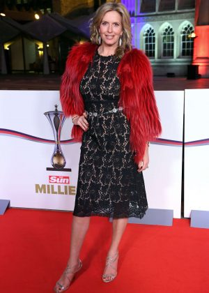 Penny Lancaster - The Millies Guildhall in London