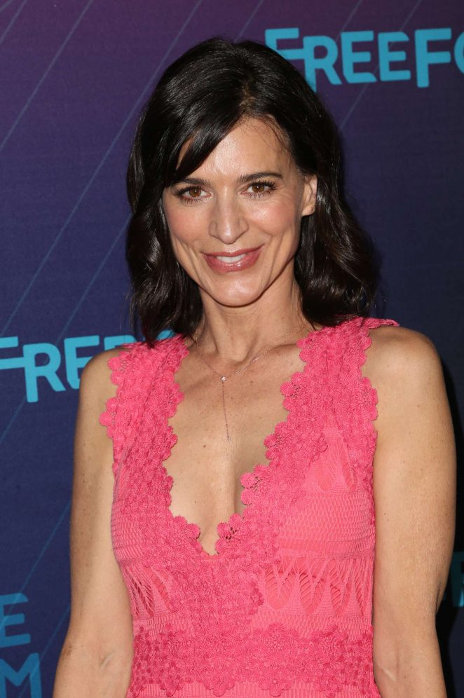 Perrey Reeves - Disney ABC Television Group TCA Winter Press Tour 2017 in Pasadena