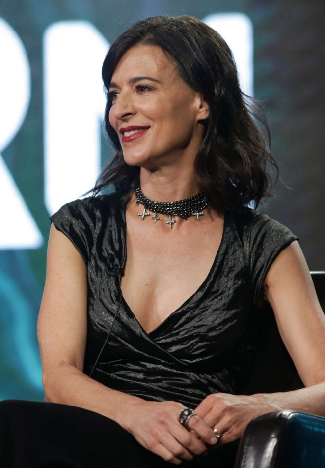 Perrey Reeves - 'Famous in Love' Panel at TCA Winter Press Tour in Pasadena