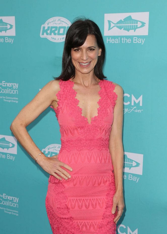 Perrey Reeves – Heal The Bay Event in Santa Monica