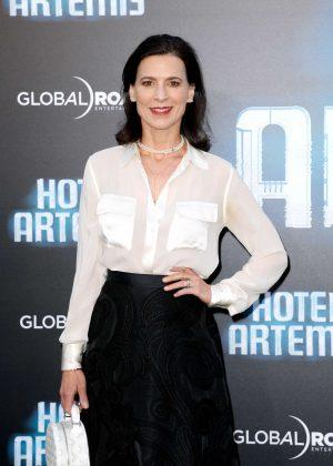 Perrey Reeves - 'Hotel Artemis' Premiere in Los Angeles
