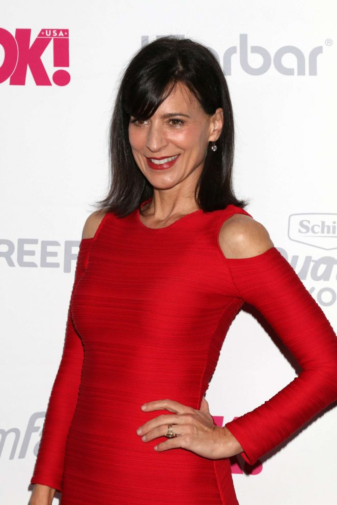 Perrey Reeves – OK Magazine 2017 Summer Kickoff Party in LA