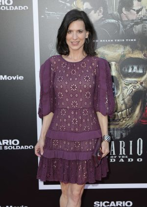 Perrey Reeves - 'Sicario: Day of the Soldado' Premiere in Los Angeles