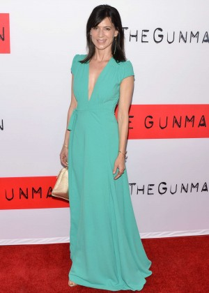 "Perrey Reeves - ""The Gunman"" Premiere in LA"