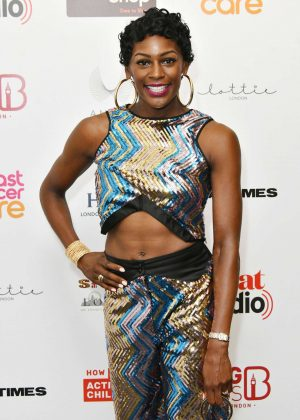 Perri Shakes-Drayton - Spice Girls Exhibition VIP Launch in London