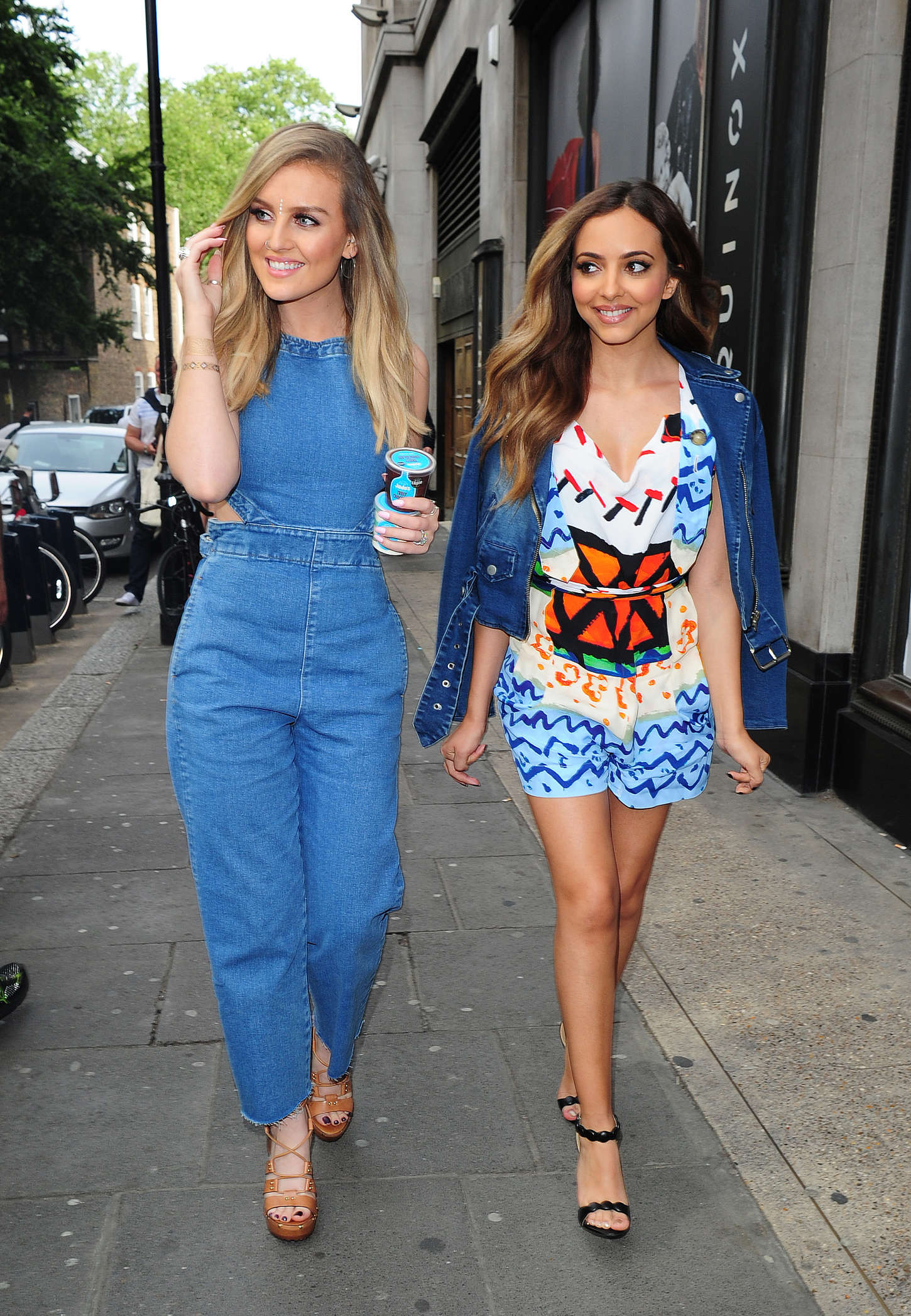 jade thirlwall and perrie edwards 2017 - photo #17