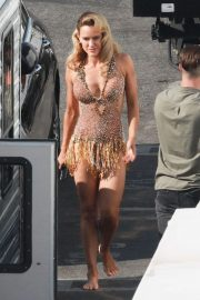 Peta Murgatroyd - Prepped for Dancing with the Stars Show in Los Angeles