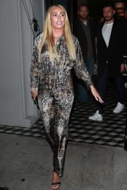 Petra Ecclestone at Craig's in West Hollywood