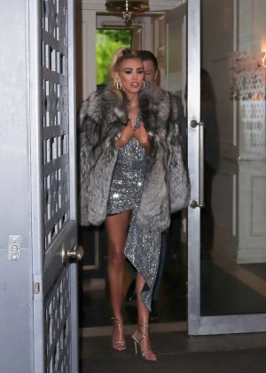 Petra Ecclestone at Sumosan Twiga Restaurant in London