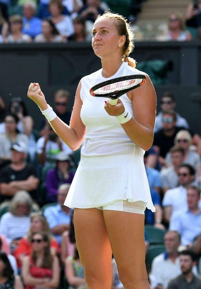 Petra Kvitova - 2017 Wimbledon Championships in London