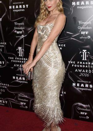 Petra Nemcova - 2016 Fragrance Foundation Awards in New York