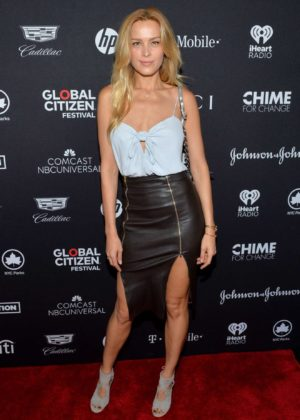 Petra Nemcova - 2017 Global Citizen Festival in NYC