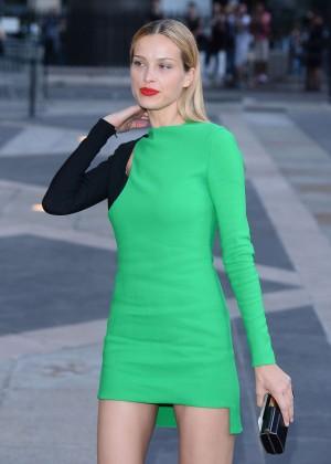 Petra Nemcova - Atelier Versace Show in Paris