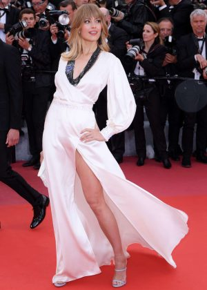Petra Nemcova - 'BlacKkKlansman' Premiere at 2018 Cannes Film Festival