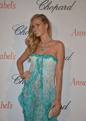 Petra Nemcova - Chopard Annabel's in Cannes party in Cannes