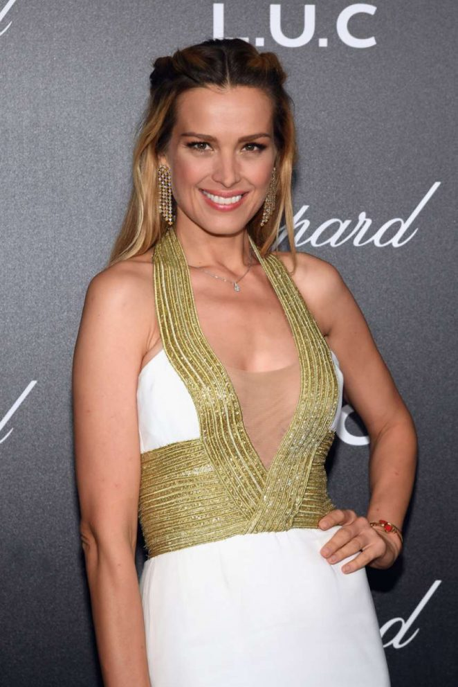 Petra Nemcova - Chopard Gentleman's Evening in Cannes