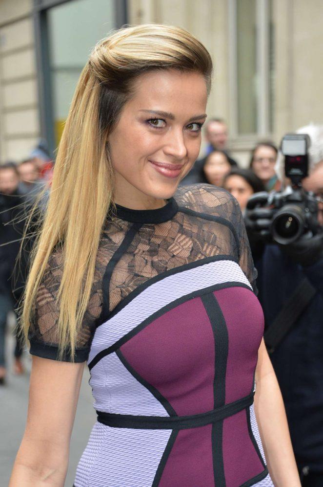Petra Nemcova - Elie Saab Haute Couture SS 2017 Shows in Paris