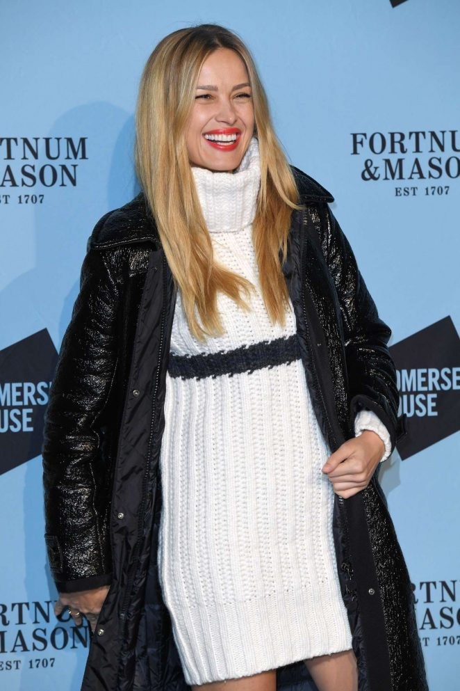 Petra Nemcova: Fortnum and Mason VIP Launch Party -13