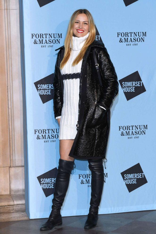 Petra Nemcova: Fortnum and Mason VIP Launch Party -15