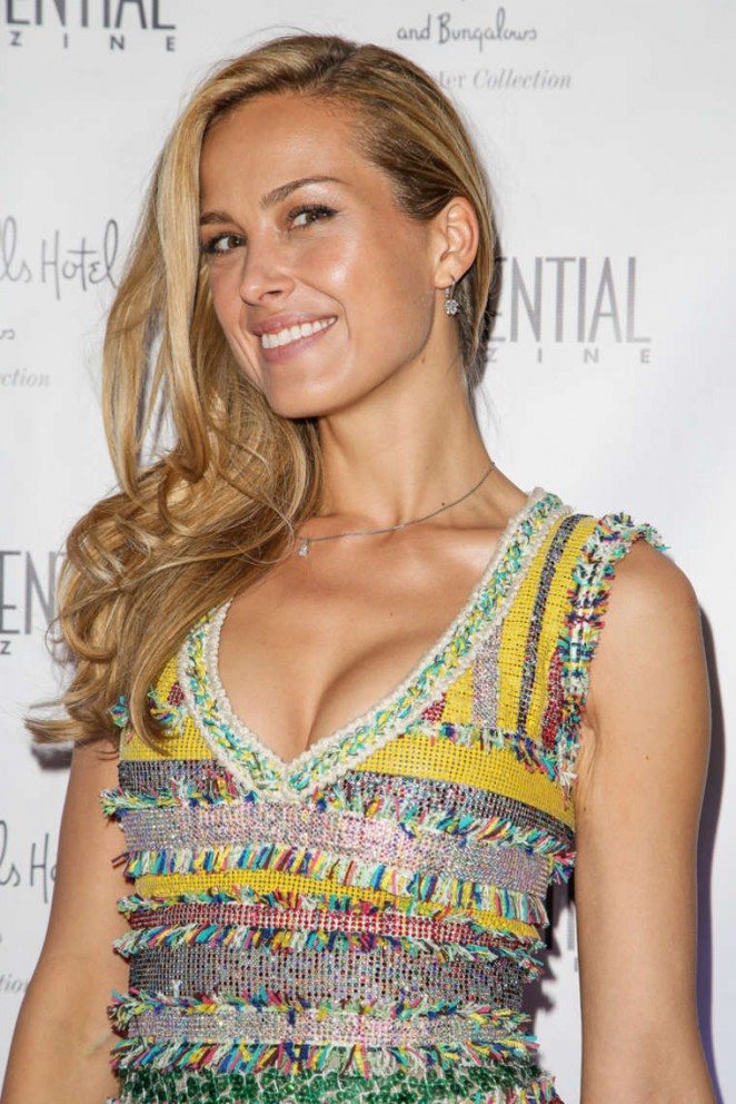 Petra Nemcova - Los Angeles Confidential Magazine's Celebration of The Awards Issue in Beverly Hills