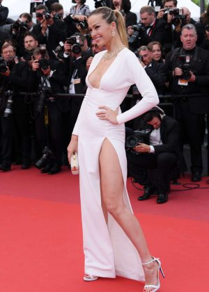 Petra Nemcova - 'Loveless' Premiere at 70th Cannes Film Festival