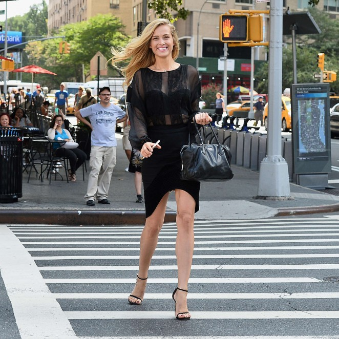 Petra Nemcova: Out in New York -06