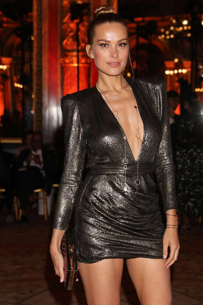 Petra Nemcova - Redemption Haute Couture Show 2019 in Paris