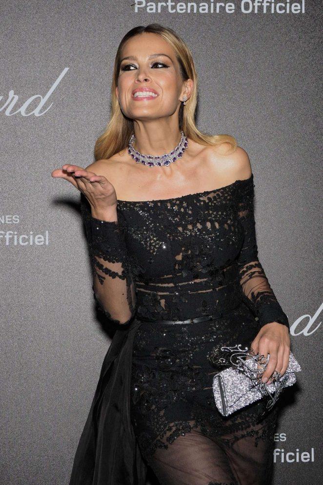 Petra Nemcova - Secret Chopard Party at 208 Cannes Film Festival