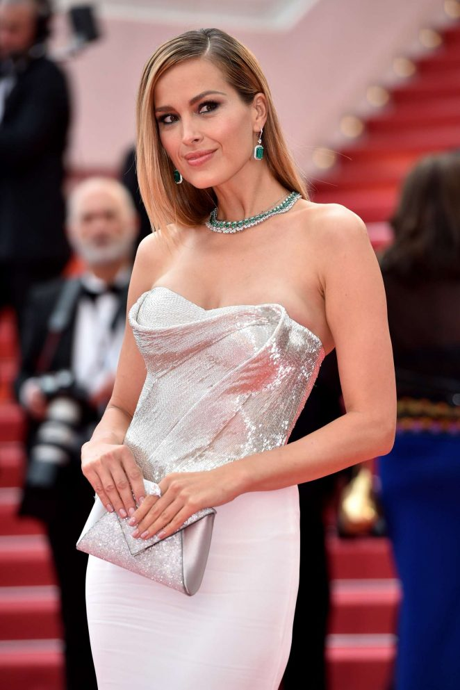 Petra Nemcova - 'Sorry Angel' Premiere at 2018 Cannes Film Festival
