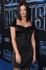 Peyton Elizabeth Lee - 'Spies in Disguise' Premiere in Hollywood