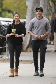 Peyton List and Ben Barnes - Out in Los Angeles