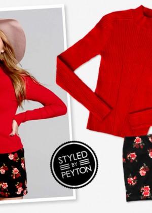 Peyton R List: Bongo Campaign 2015-07
