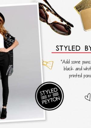 Peyton R List: Bongo Campaign 2015-11