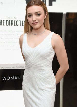 Peyton R List - Chloe Wine Collection Launches Its She Directed Campaign in Beverly Hills