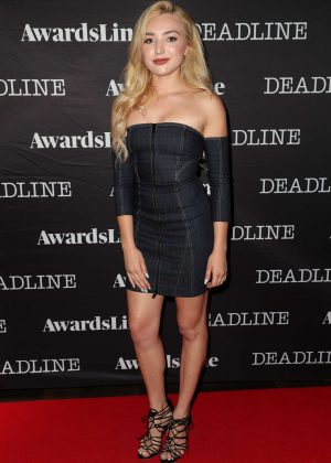 Peyton R List - Deadline Hollywood Emmy Season Kickoff Party in LA